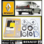 R-19 Energy Kit Cajetin Direccion Hidrau Original Renault