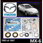 Mazda Mx6 1993 - 1997 Kit Reparar Cajetin Direccion Original