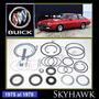 Buick Skyhawk 1975 - 1978 Kit Cajetin Dirección Original Gm