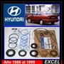 Excel 1986 - 1999 Kit Cajetín Direccíon Original Hyundai