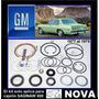 Nova 1977 - 79 Kit Reparación Cajetin Dirección Original Gm