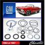 Chevelle1964 - 1967 Kit Reparar Sector Dirección Original Gm