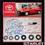 Starlet Kit Cajetín Direccíon Hidráulica Original Toyota