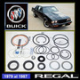 Buick Regal 1979-87 Kit Cajetin/sector Dirección Original Gm