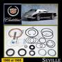 Cadillac Seville 1980 - 85 Kit Cajetin Dirección Original Gm