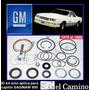 Elcamino 1979 -1988 Kit Reparar Sector Dirección Original Gm