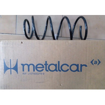 Espirales Delanteros Spark Metalcar