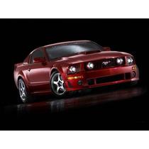 Cubo De Rueda Ford Mustang 2007-2008 Delantero