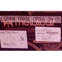 Espiral Trasero Optra 04 05 Marca Metalcar