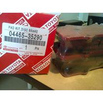 Pastilla De Freno Toyota 4runner Prado 04465-35290