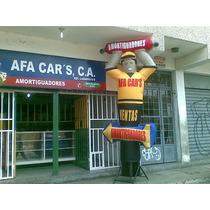 Amortiguador Fiat Uno Premio Delanteros Traseros