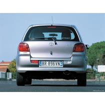 Amortiguador Trasero Kyb Toyota Yaris Del Sol Original Japon