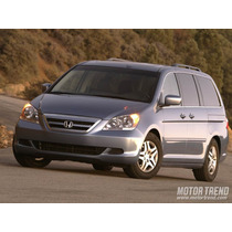 Amortiguador Trasero Kyb Honda Odyssey 2005-10 Original