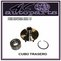 Cubo Mozo Rolinera Trasera Ford Explorer Y Sportrac Usa