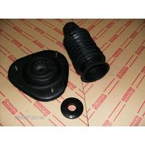 Kit Base Amortiguador + Rodamiento + Tope Terios 02-07