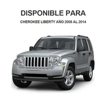 Amortiguadores Delantero Trasero Jeep Cherokee Liberty 08-14