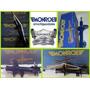 Amortiguadores Traseros Y Delanteros Wolkswagen Gol (todos)