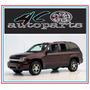Gato Amortiguador Compuerta Chevrolet Trail Blazer 02 A 09