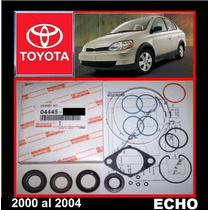 Echo 2000 -04 Kit Cajetin Direccion Hidrauli Original Toyota