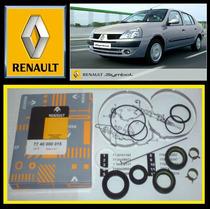 Symbol 2001-12 Kit Cajetin Direccion Hidrau Original Renault