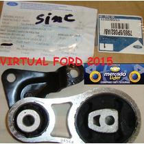 Base Soporte Caja Trasera Ford Fiesta Power/move/ecosport1.6