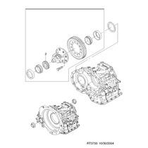 Engranaje Velocímetro De Aveo Fiesta Yaris Aw8041le U441e
