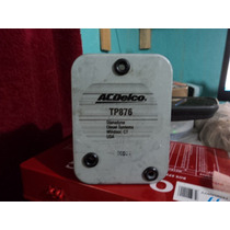 Gas Filtro Diesel Acdelco Tp876 Para John Deere