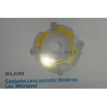 Conjunto Leva Agitador Lavadora Whirlpool Original