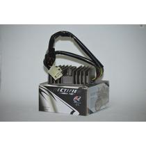Regulador De Voltaje Yamaha Honda Vt600c Shadow Vlx 7 Cables