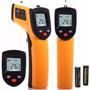 Lector Termometro Infrarrojo Laser Digital Temperatura C F