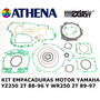 Kit Completo Empacaduras Motor Motos 2t Yamaha Yz / Wr 88-97