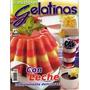 Set De 15 Revistas Para Realizar Gelatinas Y Flanes