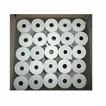 Caja De 50 Rollos Papel Bond 75 Mm X 60 Mm Tickeras Parley