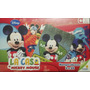 Ronda Rompecabeza La Casa De Mickey Mouse Niño Familia Educa