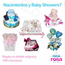 Canastillas Bebé Regalo Nacimiento Torta Pañales Babyshower