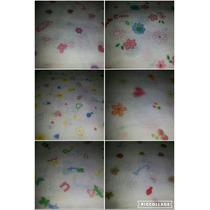 Pañales De Tela Docena Blancos, Estampados Niños Niñas