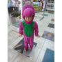 Disfraz De Barney Para Niños