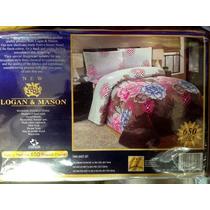 Sabanas Logan & Mason Tamaño Individual Coleccion 2014