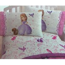 Sabana De Princesa Sofia Original Disney I Mportada
