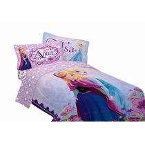 Edredon Frozen Monster High Y Dora Exploradora Reversibles