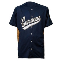 Camisa Alternativa Original Leones Del Caracas 2014/15