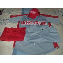 Uniforme De Softból (gorra, Camisa, Sudadera Y Pantalón)