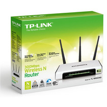 Router Inalambrico N Tp-link 300mbps Tl-wr941nd Pctienda