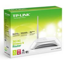 Router Tp-link Inalámbrico N 3g/3.75g Tl-mr3220 En Pctienda