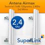 Ubiquiti Antena Sectorial 2.4ghz 15dbi 120º Factura Fiscal