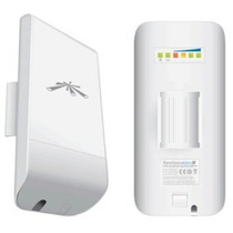 Nanostation Loco M2 Ubiquiti 2.4 Ghz Indoor / Outdoor Airmax
