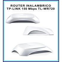 Router Tp-link Modelo Wr720n Inalámbrico N De 150mbps
