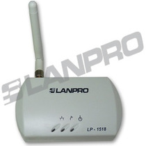 Ap Lanpro 1518 + Antena Direccional Lanpro. Internet Wifi