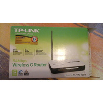 Router Tp Link / Wirelles G. 54mbps