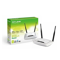 Router Tp-link Tl-wr841n Wi-fi 2 Antenas